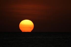 Willis Island Sunset