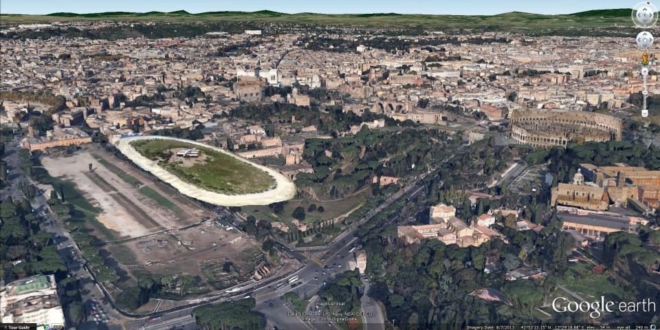 Circus Maximus, Italy